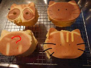 10147 300x225 - ねこ型パンケーキ⁈