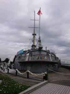 12847 225x300 - 横須賀~世界三大記念艦「みかさ」