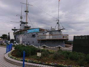 12848 300x225 - 横須賀~世界三大記念艦「みかさ」