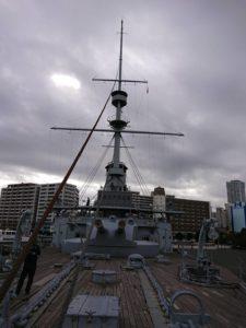 12855 225x300 - 横須賀~世界三大記念艦「みかさ」