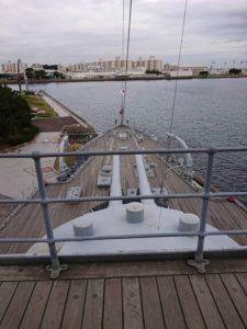 12856 225x300 - 横須賀~世界三大記念艦「みかさ」